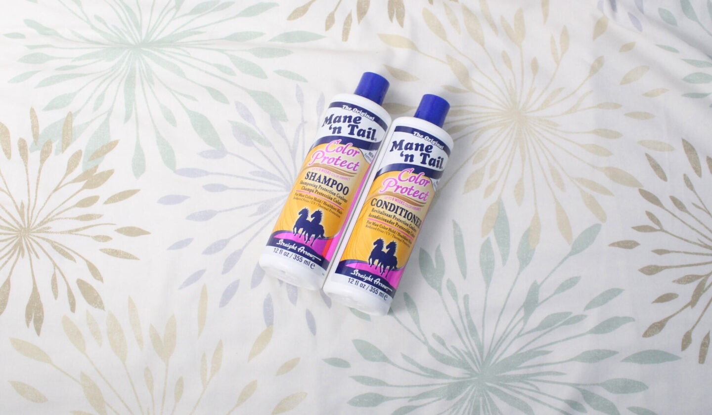Mane 'n Tail Colour Protect Shampoo and Conditioner